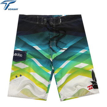 2019 Summer Men's Clothing Beach Shorts Travel Men's Beach Short Surf Bermuda Board Beach Print Quick Dry Boardshorts 5