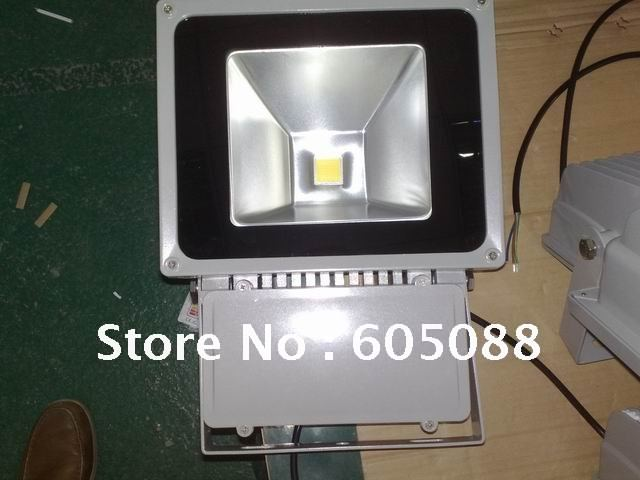 80w Epistar high power led floodlighting projector super bright white color 8800lm AC85-265v CE&ROHS IP65 waterproof promotion mp620 mp622 mp625 projector color wheel mp620 mp622 mp625
