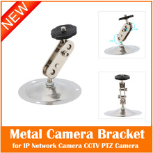 Metal Bracket Rotating Wall Mount Ceiling Stand For Cctv Camera Ip Network Camera Ptz Dome Webcam Bracket Freeshipping Hot
