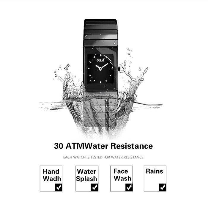 High Quality clock waterproof