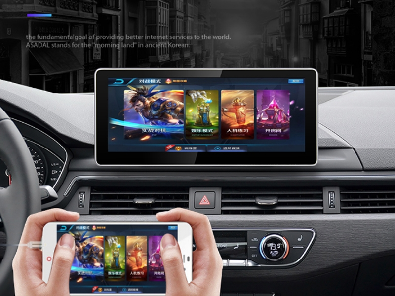 Liislee Car Multimedia Player NAVI For Audi A6 A6L S6 RS6 C7 4G 2012~2018 Original Car System Radio Stereo GPS Screen Navigation 11