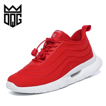 DQG Breathable Running Shoes for Men and Women White Sports Shoes Unisex Walking Sneakers Lightweight Couples Runner Shoes