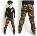 2016 Brand Spring Autumn Children Baby Camouflage Sport Casual Comfortable Cotton Pants Boy School Sport Trousers Hot Sale