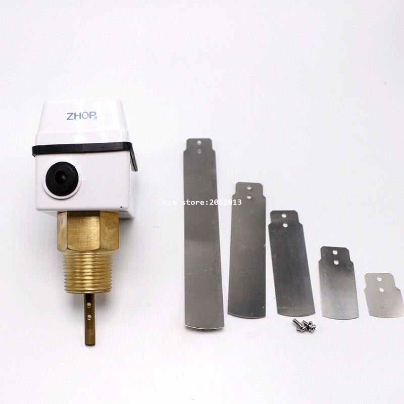 ZFS 20 G1 2 14 Waterproof Dustproof Liquid Flow Control Water Flow Switch For No Corrosive