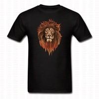 Leeuw 3D Gedrukt Animal T-shirt StreetStyle Korte Mouw Casual grappige Katoenen Shirts Mannen Vrouwen Merk Kleding Rock O Hals T-shirt