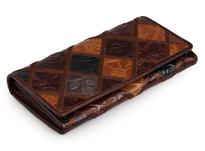 qualidade carteira de luxo do Size : Approximately 10cm H X 19.5cm L