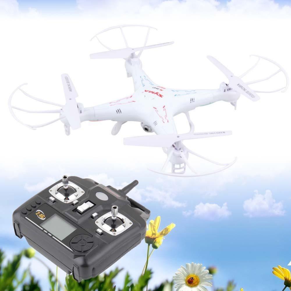 2.4G 6-Axle Gyroscope RC Quadcopter Drone UAV RTF w/ 2MP HD Camera X5C