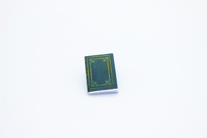Odoria 1:12 Miniature Storybook for Study Room Dollhouse Accessories