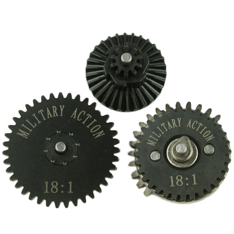 Military Action 18: 1 Original torque Gear Set Ver. 2/3 Airsoft AEG Gearbox-free shipping 2pcs lt1764aeq 3 3 to263 lt1764a to 263 lt1764 3 3 new and original free shipping