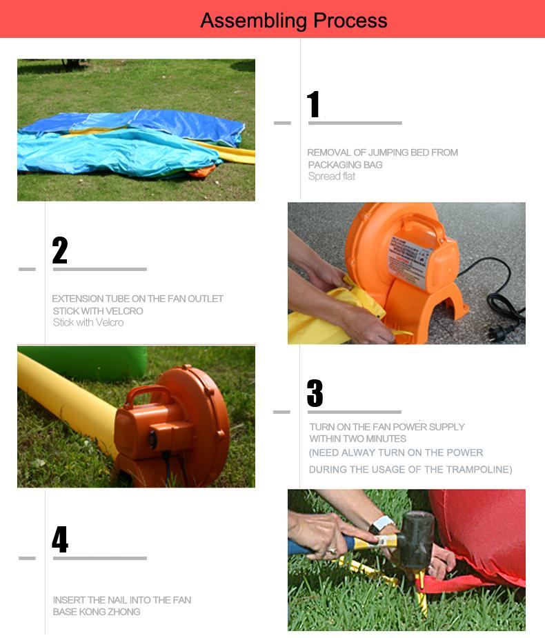 HTB1X5L3QFXXXXcraXXXq6xXFXXX8 - You-Toys Huge Commercial Bouncy Inflatable Castle House Magic Garden Bounce House Kids Playground