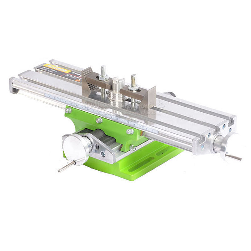 LY6330 multifunction Milling Machine Bench drill Vise Fixture worktable X Y-axis adjustment Coordinate table,free tax to Russia cnc parts ly6330 multifunction milling machine bench drill vise fixture worktable x y axis adjustment coordinate table
