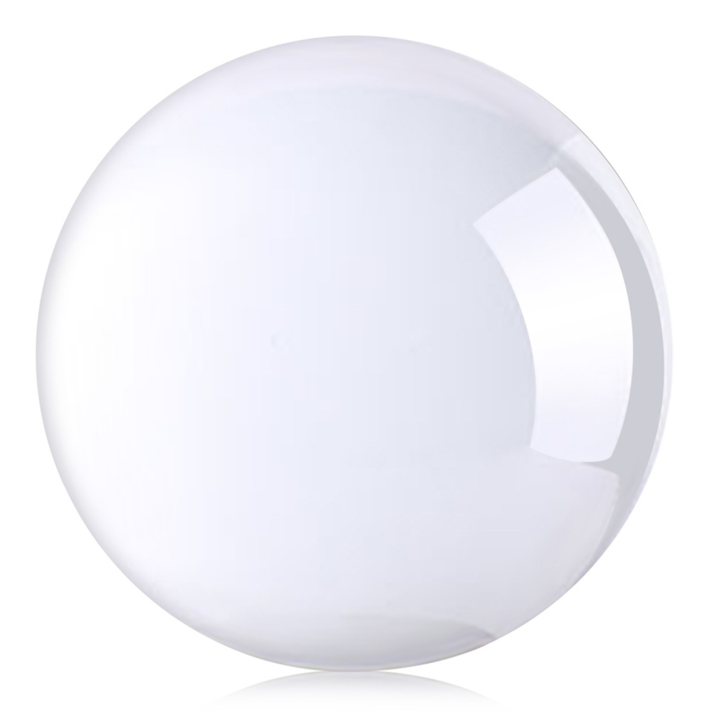 Neewer 60mm/2.36 inch Clear Crystal Ball Globe for Feng Shui/Divination/Wedding/Home/Office Decoration/Photo Studio Accessaries