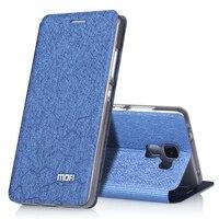 MOFI Original PU Leather Huawei Honor 7 Flip Case Cover Honor7 TPU Back Cover Case Fashion