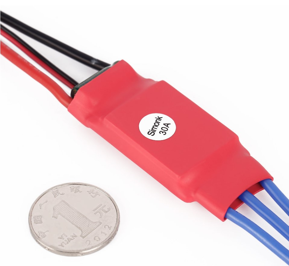 SimonK 30A Firmware Brushless ESC w/ 3A 5V BEC for F450 F550 RC Quad Multi Copter Quality Hot Selling(China (Mainland))