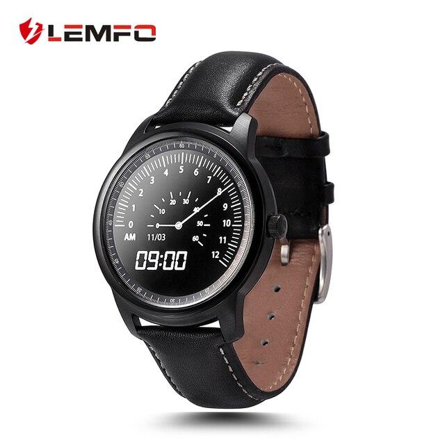 LEMFO LEM1 Smart Watch MKT2502 Носимых Устройств Bluetooth SmartWatch для Android IOS Телефон