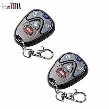 Keychain 12v27a-Battery G90b-Plus Remote-Control-Arm/disarm 433mhz Wireless Smartyiba
