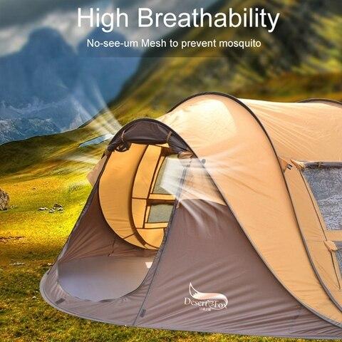 barraca de acampamento silnylon nenhum polo caminhadas ultraleve