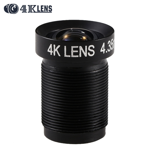 US $99 0 |4K LENS 4 35MM Flat NDVI Lens Mapping M12 for GoPro/UAV Micro  Cameras and DJI Phantom 3/4 Modified UAV Fixed Newly Coming-in Sports