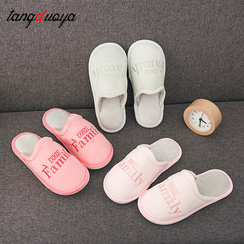 winter women slippers men indoor slippers shoes women home shoes men winter warm shoes woman slippers flat zapatos de hombre цена 2017