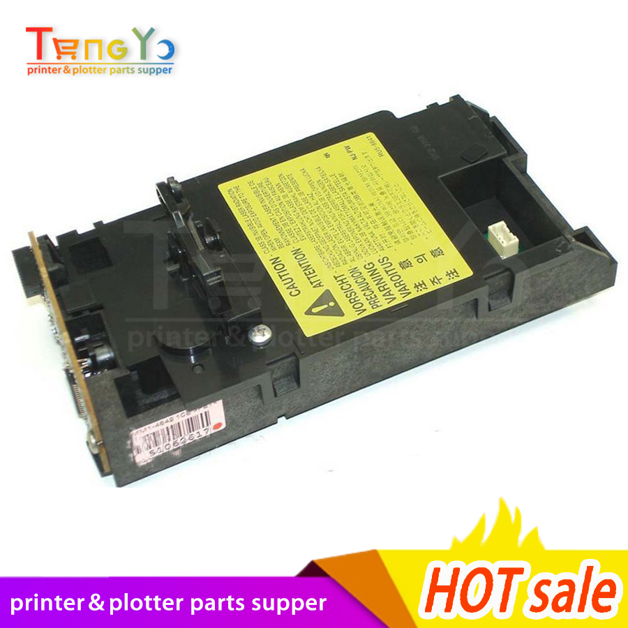 Free shipping original for <font><b>HP</b></font> <font><b>M1120</b></font> 1522 1522NF1505 Laser <font><b>scanner</b></font> assembly RM1-4724-000CN RM1-4724 laser head on sale image