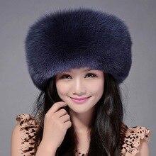 5 colores 2017 moda mujer sombrero de invierno la piel integral Fox tapa Mongolia  sombrero marcas 10bee862ecf3