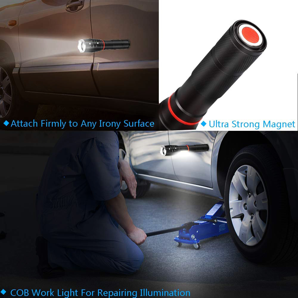 lowest price ZHIYU Rechargeable Tactical Flashlight LED torch 18650 4200mAh Battery L2 Waterproof Big Torch Portable Adjustabl Camping light