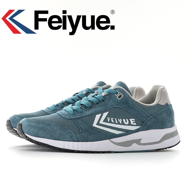 Keyconcept Feiyue Men's Light Weight Shoes Smart Moving Breathable Sneakers Feiyue Sports Shoes