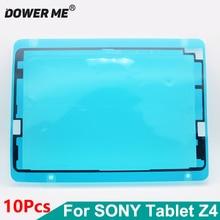 Dower Me 10 шт./лот стикер для передней рамы ЖК экран дисплей Водонепроницаемый клей для Sony Xperia Tablet Z4 SGP771 SGP712