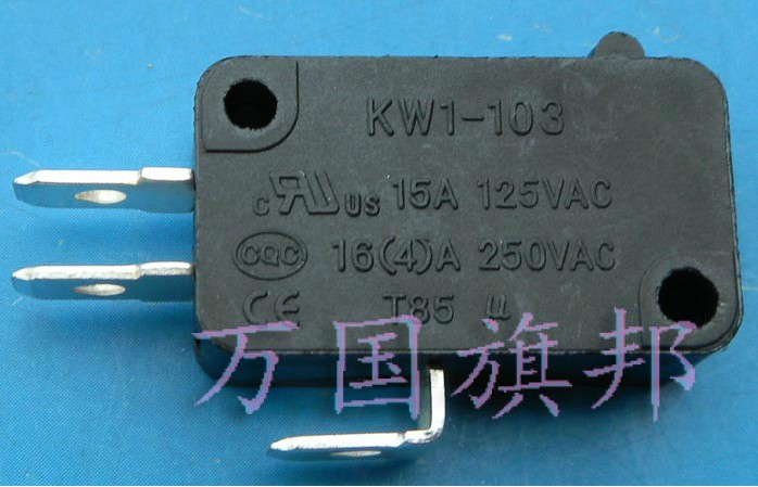 KW1-103-1 Induction cooker Microswitch travel switch  16A/250VAC панель декоративная awenta pet100 д вентилятора kw сатин