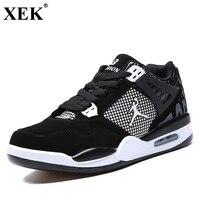 XEK 2017 Men's Basketball Shoes Breathable Jordan Shoes Men Running Sport Shoes Autumn Ankle Boots Outdoor basket homme JH62