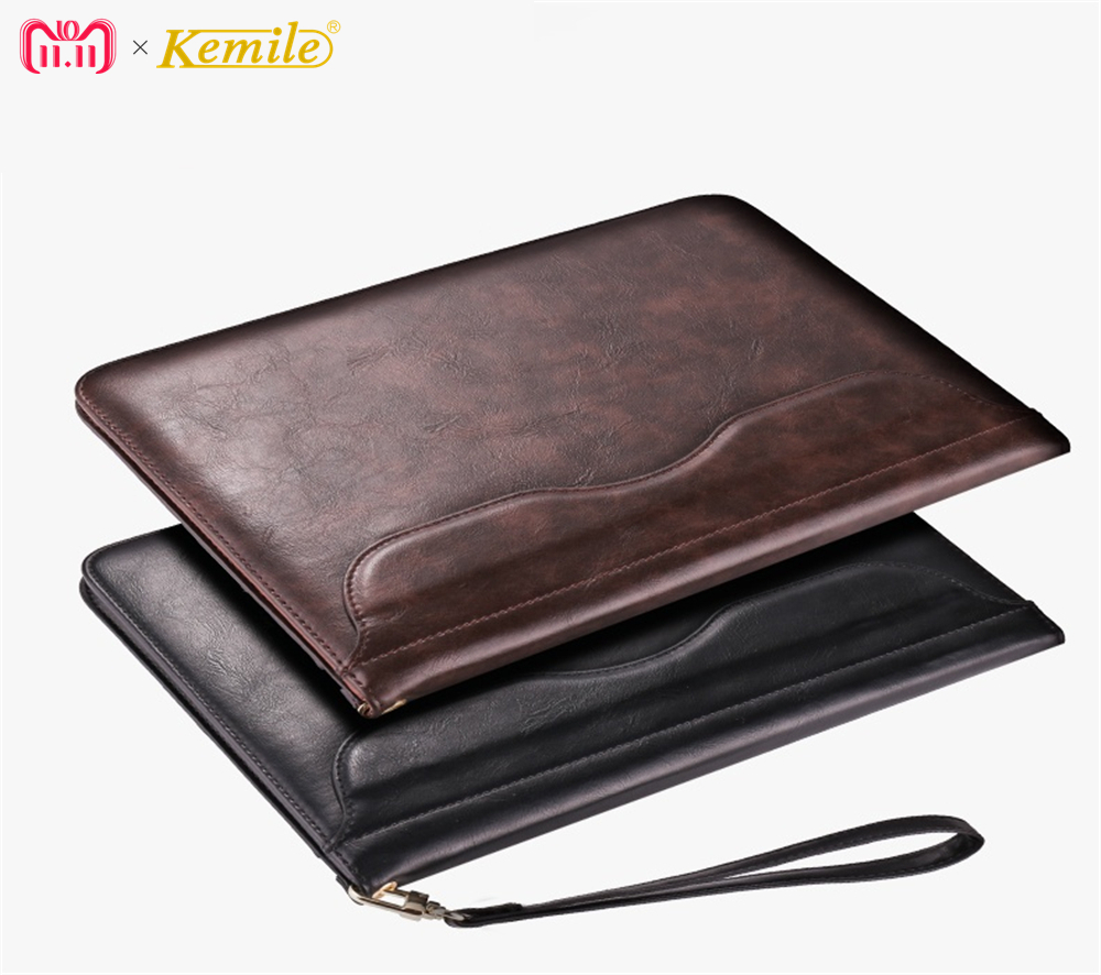 Leather Case For New iPad 2018,Kemile Auto Sleep wake up Stand Leather Cover For Ipad 2018 2017 9.7 Case A1893 A1954 A1822 A1823 lichee pattern protective pu leather case stand w auto sleep cover for google nexus 7 ii white