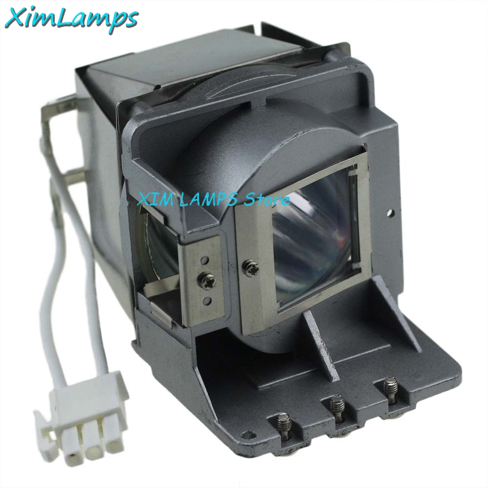 XIM Lamps RLC-092 Bulbs Projector Bare Lamp with Housing Compatible with VIEWSONIC PJD5153 PJD5155 PJD5255 PJD6350 xim lisa lamps replacement projector lamp rlc 034 with housing for viewsonic pj551d pj551d 2 pj557d pj557dc pjd6220 projectors