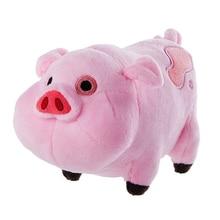 все цены на Plush Animal Dolls Toys Pink Pig Dolls Mini Sweet Kawaii Stuffed Plush Animal Dolls Soft Toys Piggy Pig New Year Souvenir Gift онлайн