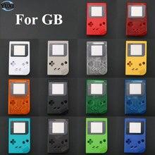 YuXi פלסטיק פגז דיור החלפת תיקון חבילת מקרה כיסוי עבור GameBoy קלאסי עבור GB קונסולה