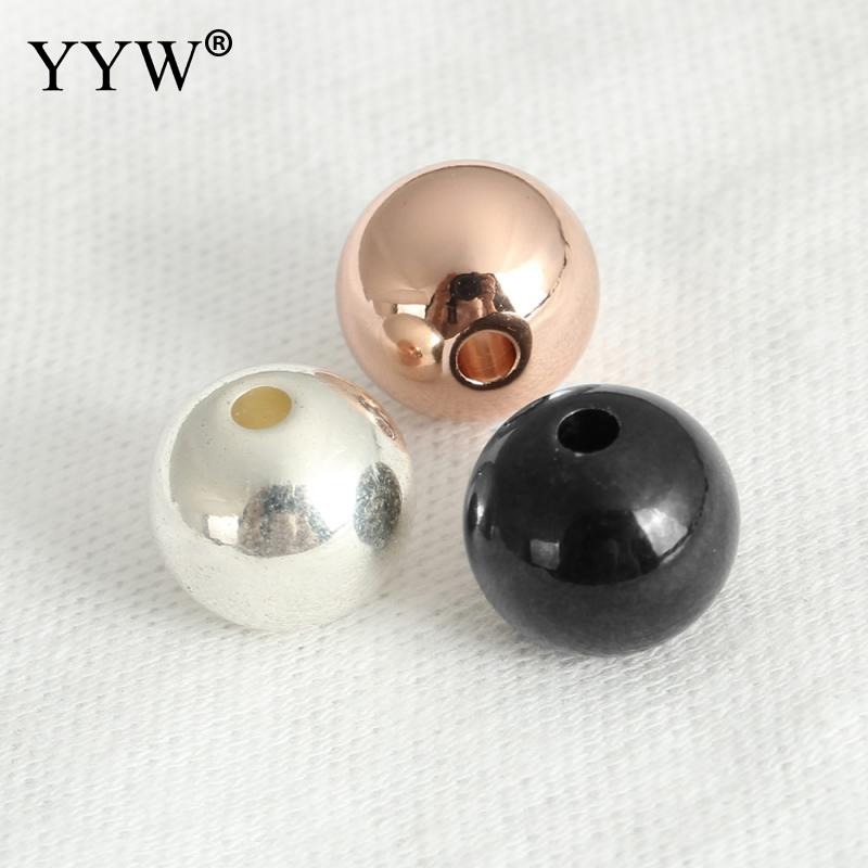 Round Stainless Steel beads
