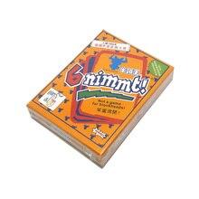 Возьмите 6 Nimmt настольная игра карточные игры 2-10 игроков для взрослых забавная игра вечерние/Семейная Игра