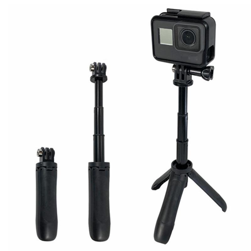 Deylaying 360/°Ajustable Selfie Stick Accesorios de Extensi/ón para GoPro Hero 8//7//6//5//4 Insta360 One X//R C/ámara