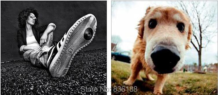 JINTU Photo 8mm f/3.5 super Fisheye Lens for Nikon - Ultra Wide Angle Aspherical Lens for DSLR FULL FRAME camera 7