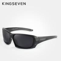 KINGSEVEN Brand Designer 2017 New Men Polarized Sunglasses Glasses Driving Points UV400 Protection Sunglass Goggle Gafas