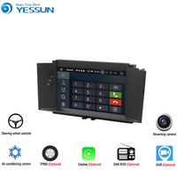 YESSUN Android 8 4G RAM Touch Screen For Citroen C4 2012~2014 Car Navigation GPS Multimedia Player mirror link Separate Radio