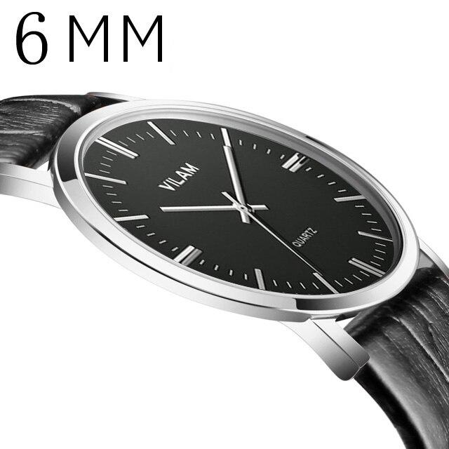 VILAM 2018 Armbanduhr Männer Uhren Top-marke Luxus Berühmten Männlichen Uhr Quarzuhr Hodinky Relog Quarz-uhr Relogio Masculino