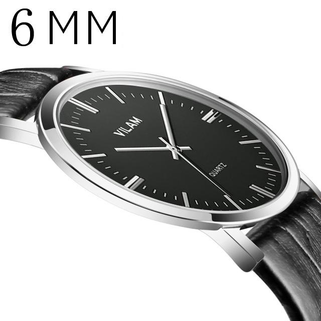 Prix pour Vilam 2017 montre-bracelet hommes montres top marque de luxe célèbre mâle horloge quartz montre hodinky relog quartz-montre relogio masculino