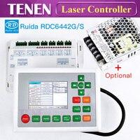 Ruida RD 6442 RDC6442G RDC6442S DSP CO2 лазерный контроллер системная карта панель Импульсные блоки питания для гравер резка машины