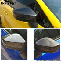 100% Carbon Fiber Rear View Mirror Cover Full add on style for Subaru BRZ 2012 2013 2014 2015 high quality