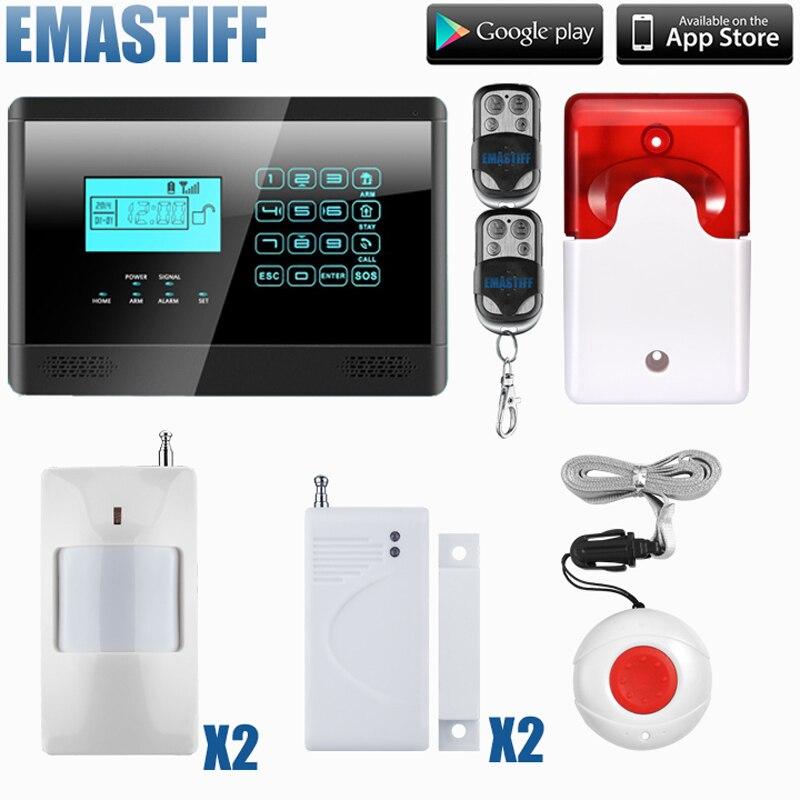 ᗛVenta caliente del envío libre al por mayor sistema de alarma gsm ...