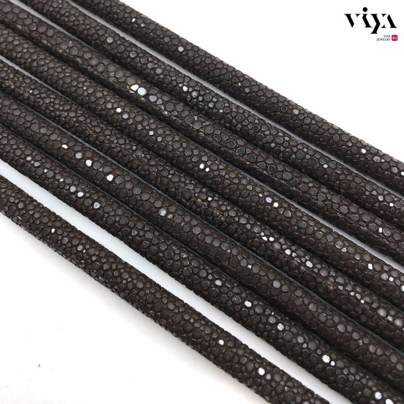 dark-brown-stingray-leather-cord-available-diameter-4-mm-5-mm-6-mm-(8)