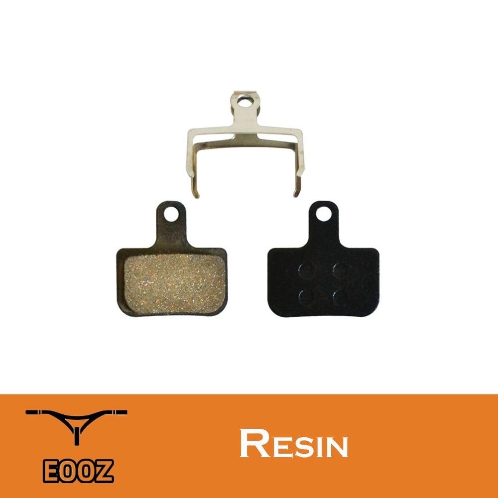 SRAM EOOZ 4 Pairs Semi Metallic bicycle DISC BRAKE PADS for AVID DB1 DB3 DB5