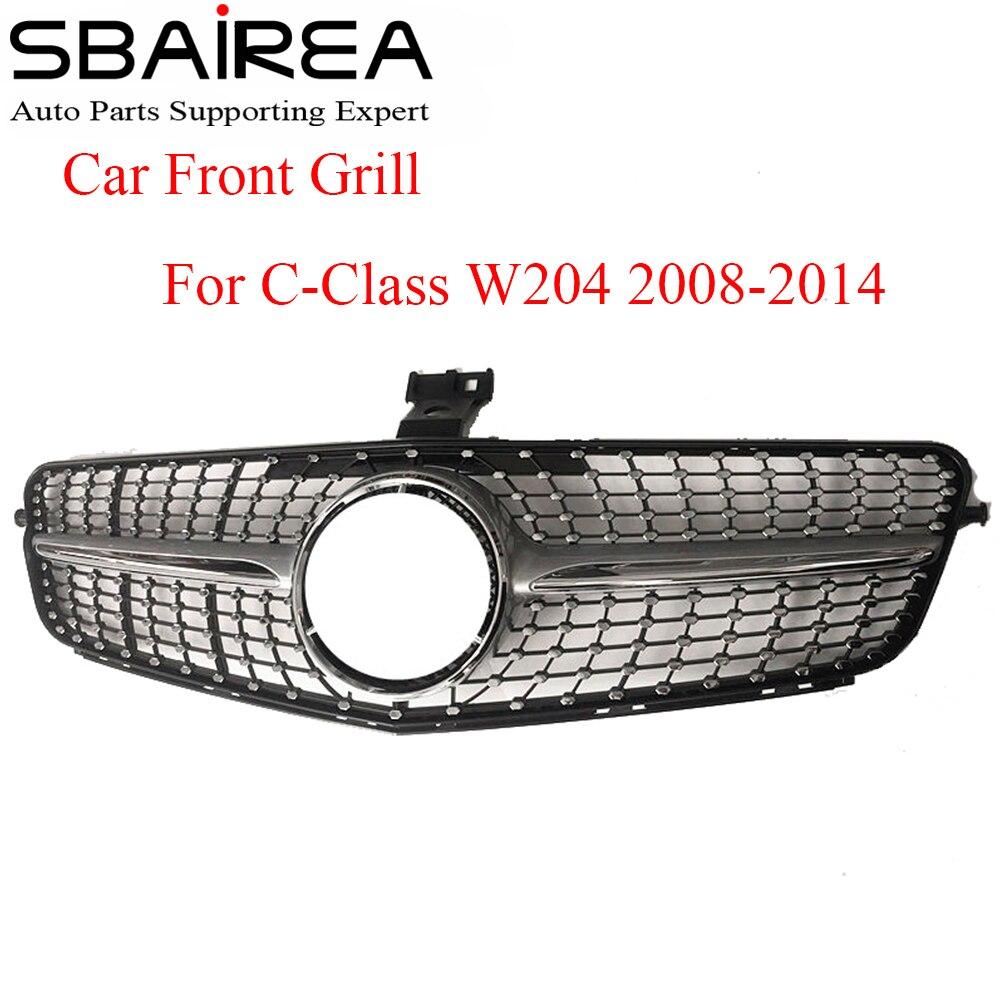 Aliexpress.com : Buy SBAIREA W204 Diamond Grill With
