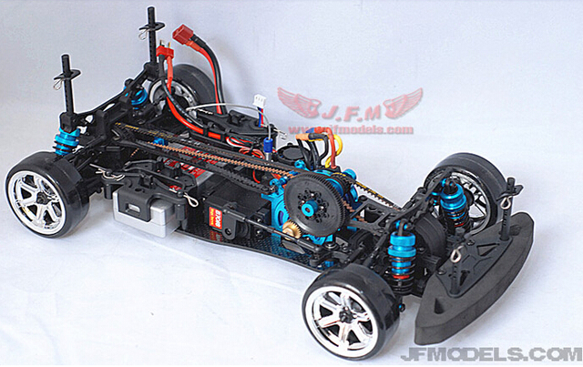 9ee3f4d233629 RC car BSD 1 10 Electric remote control Flat car BSD-BS208 (Brushless motor)