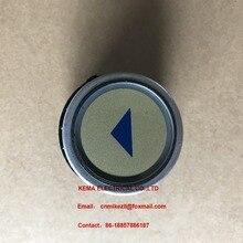 Шиндлер лифт D Тип Кнопка 36 мм, schindler Лифт круглый переключатель кнопка
